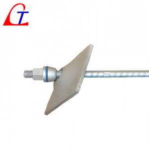 Hot-rolled Fully Screw Thread Bar Rock Bolt