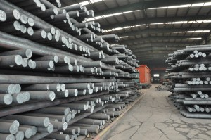 Heat Treatment Alloy Steel Round Bar