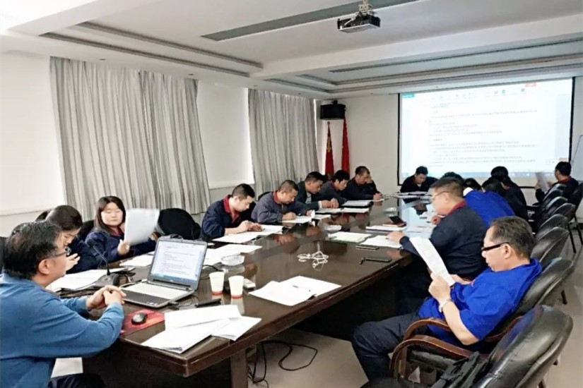 Quality Management System Courses Held in Anyang Longteng