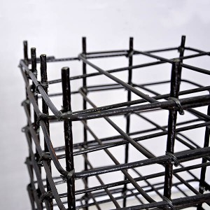 Steel bars for hooped reinforcement