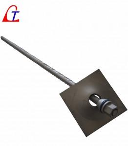 Mine and tunnel rock bolt, anchor bolt