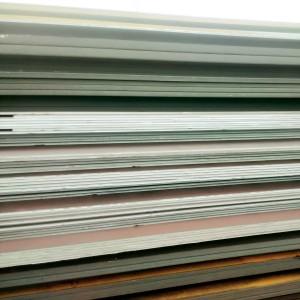 Abrasion resistant, wear-resistant steel plates