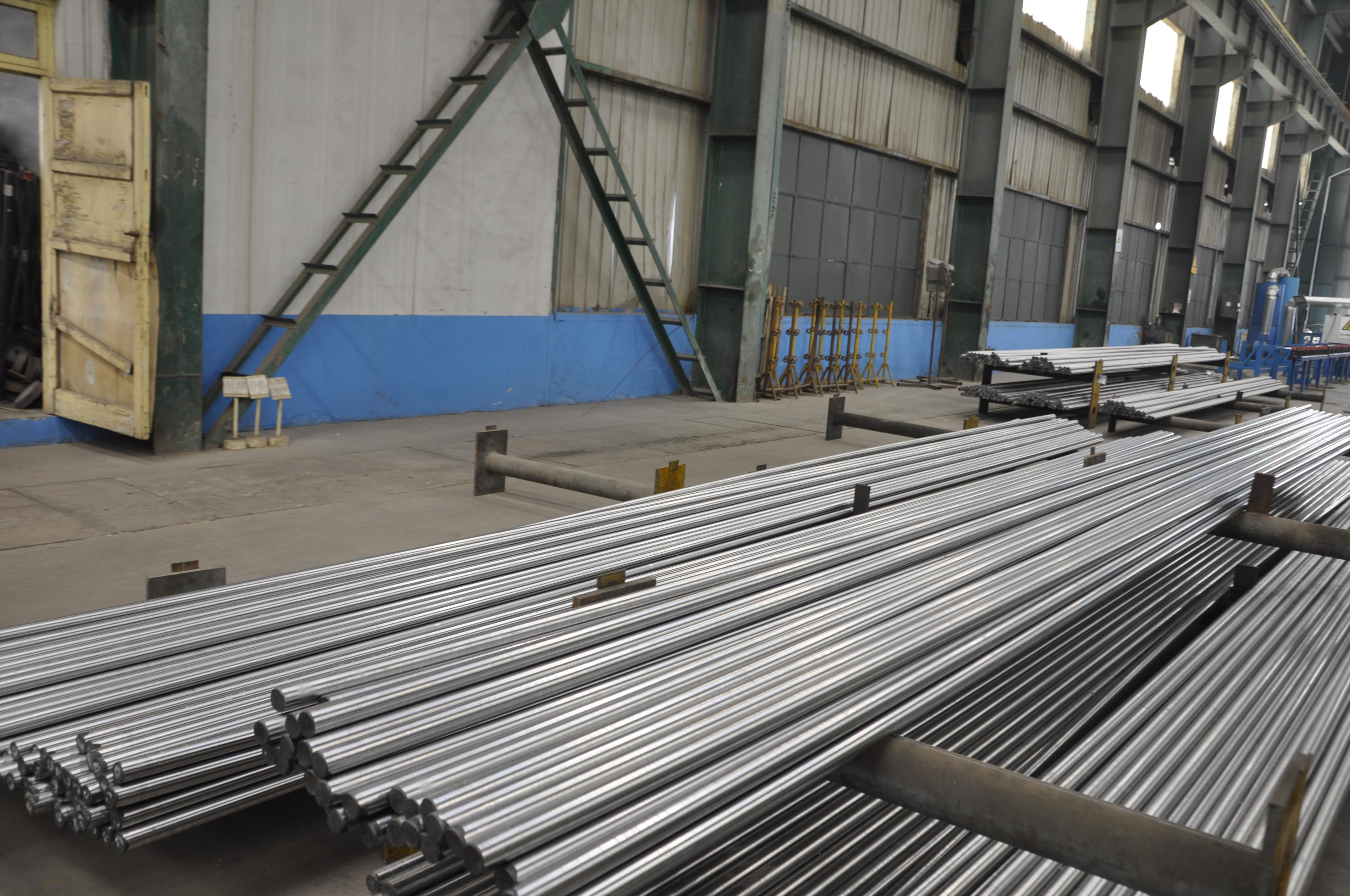 M48 Gr 10.9 bolts pretension steel threaded bar