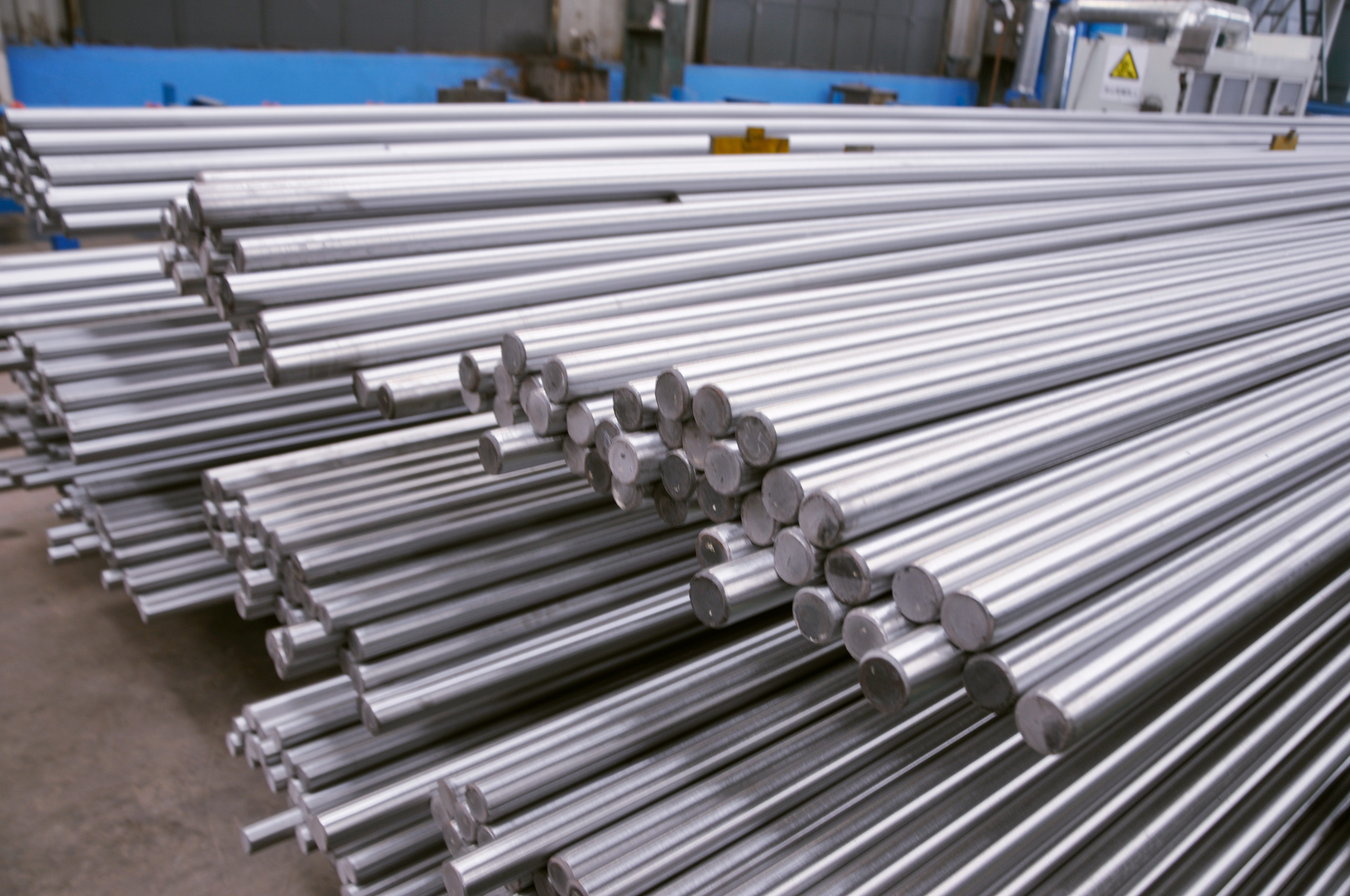 ASTM 42CrMo4 + QT Alloy Steel Round Bars