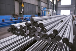 ASTM 42CrMo4 Steel Round Bars + Quenching,Tempering, Normalizing