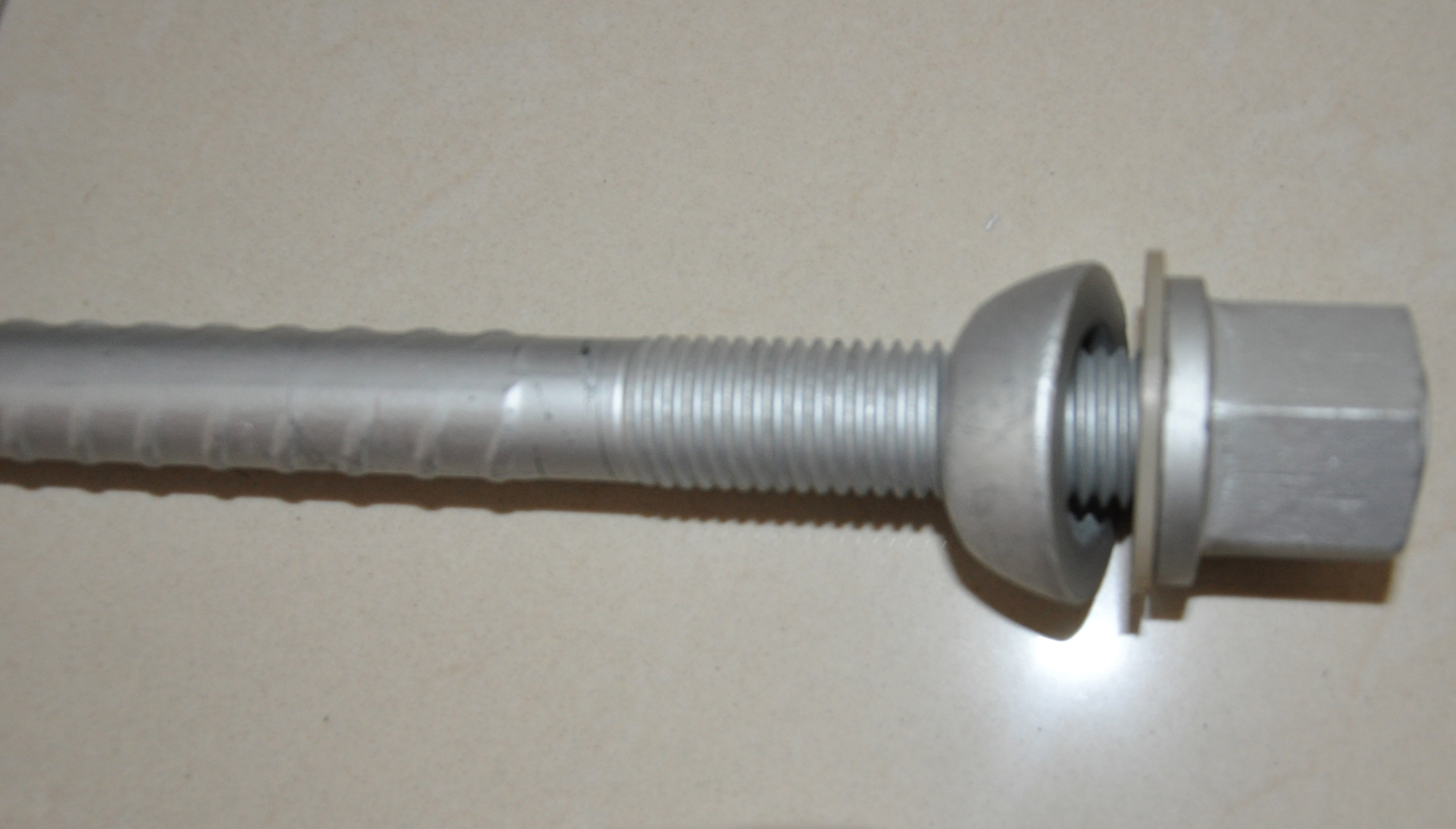 High duty Rock Bolt for mining roof support