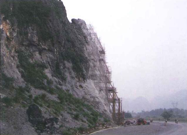rock bolt for roof support, mining, bridge, slope with high strength Featured Image