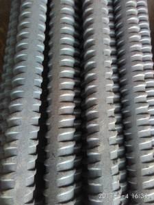 Hot-rolled Fully Screw Thread Bar Rock Bolt