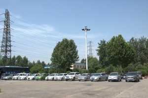 parking center